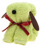 creative-dog-shaped-towel-cute-gift---color-assorted